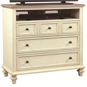 Aspenhome Cottonwood Media Chest