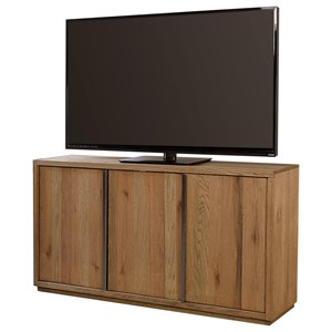 "65"" Entertainment Console with Three Doors"