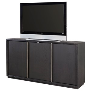 """65"""" Entertainment Console with Three Doors"""