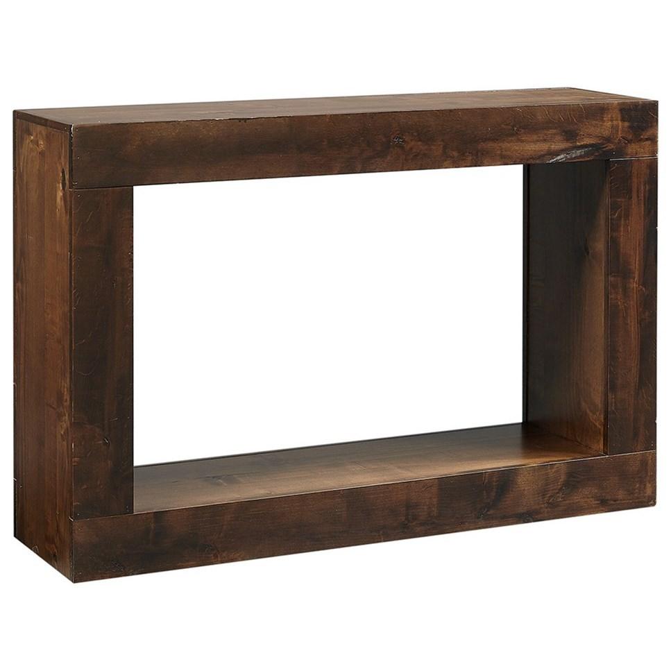 Nova Alder Console Table by Aspenhome at Baer's Furniture