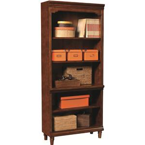 Aspenhome Villager Open Bookcase