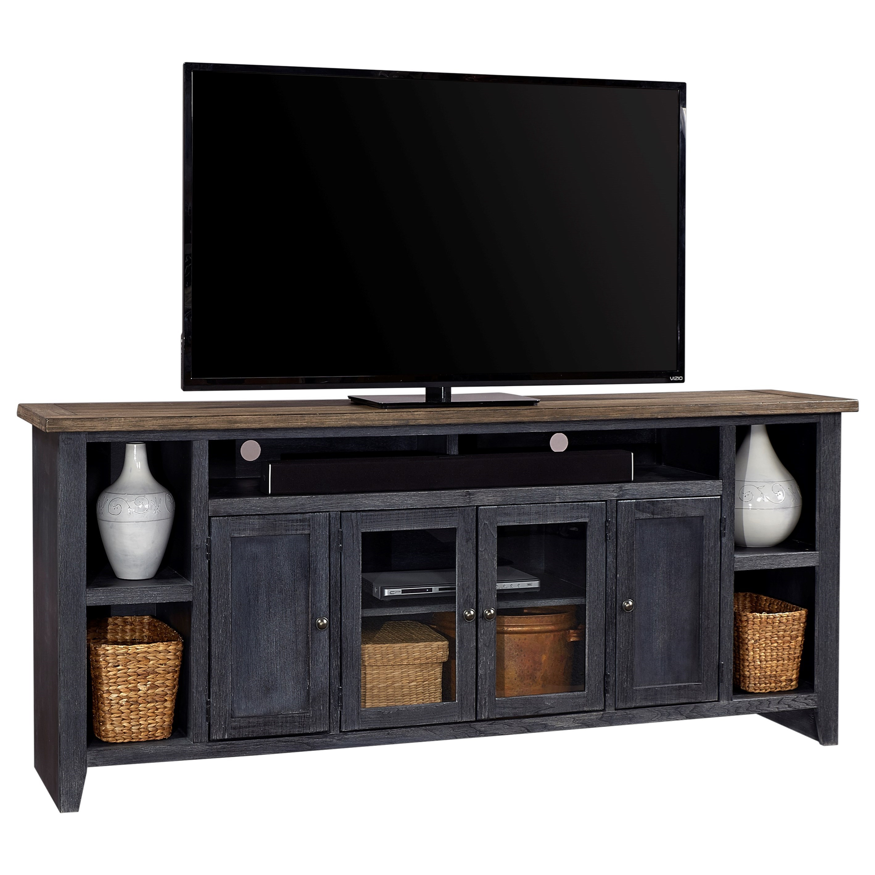 """Eastport 84"""" Console by Aspenhome at Stoney Creek Furniture"""