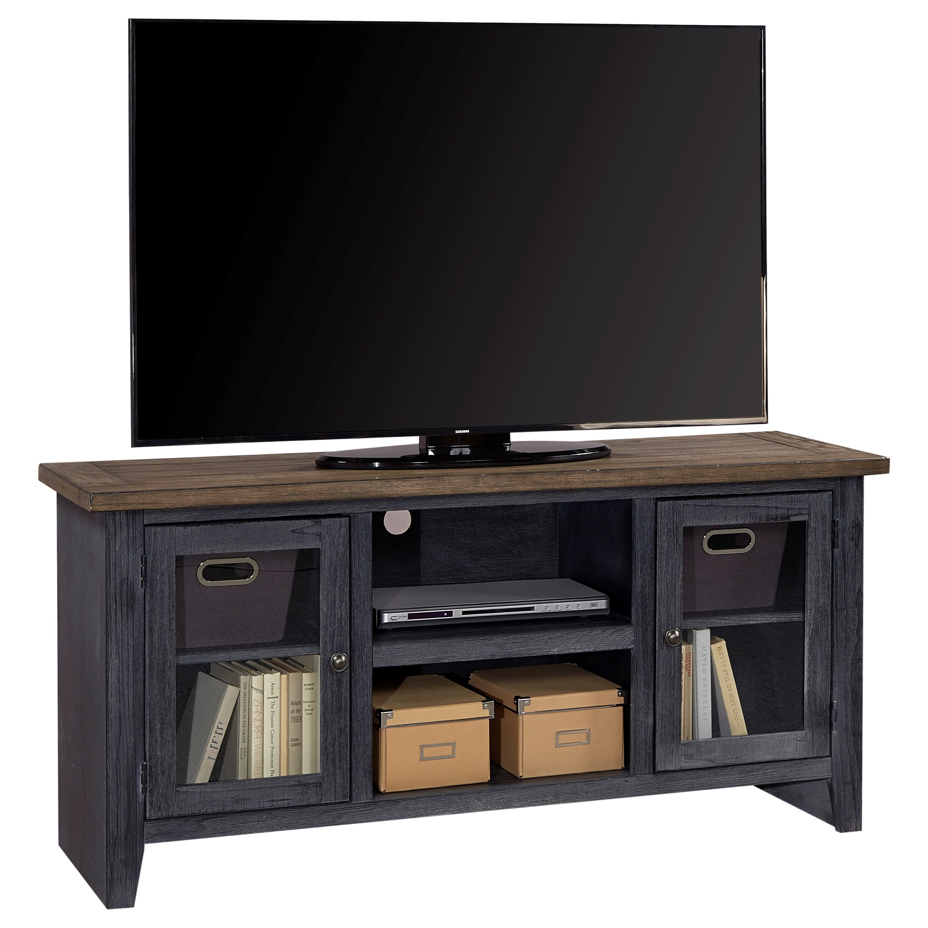 """Eastport 58"""" Console by Aspenhome at Stoney Creek Furniture"""