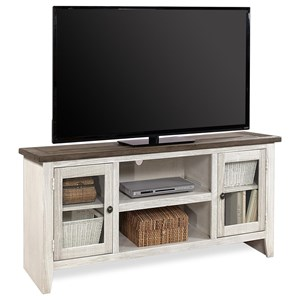 "58"" Console with 6 Shelves"