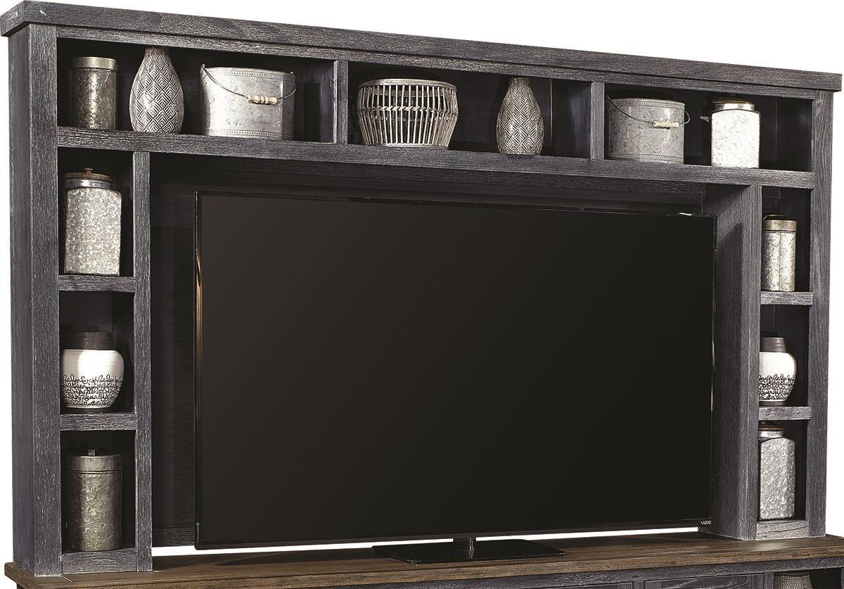 "Eastport 97"" TV Console Hutch by Aspenhome at Darvin Furniture"