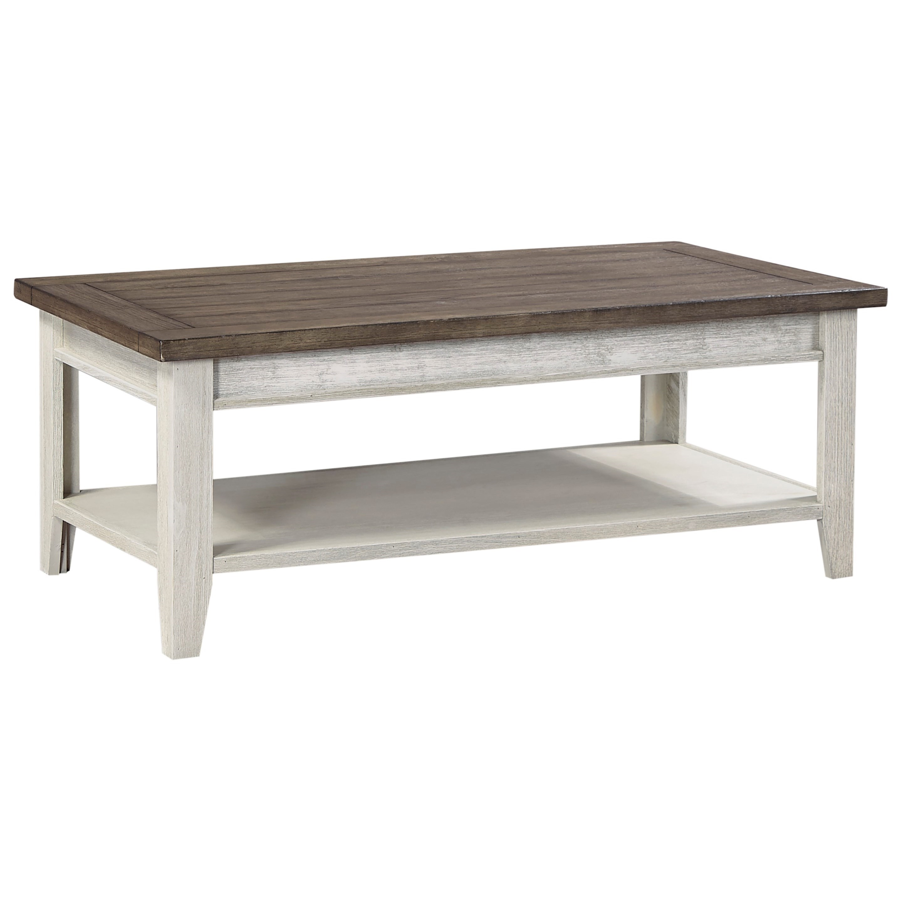 Eastport Cocktail Table  by Aspenhome at Baer's Furniture