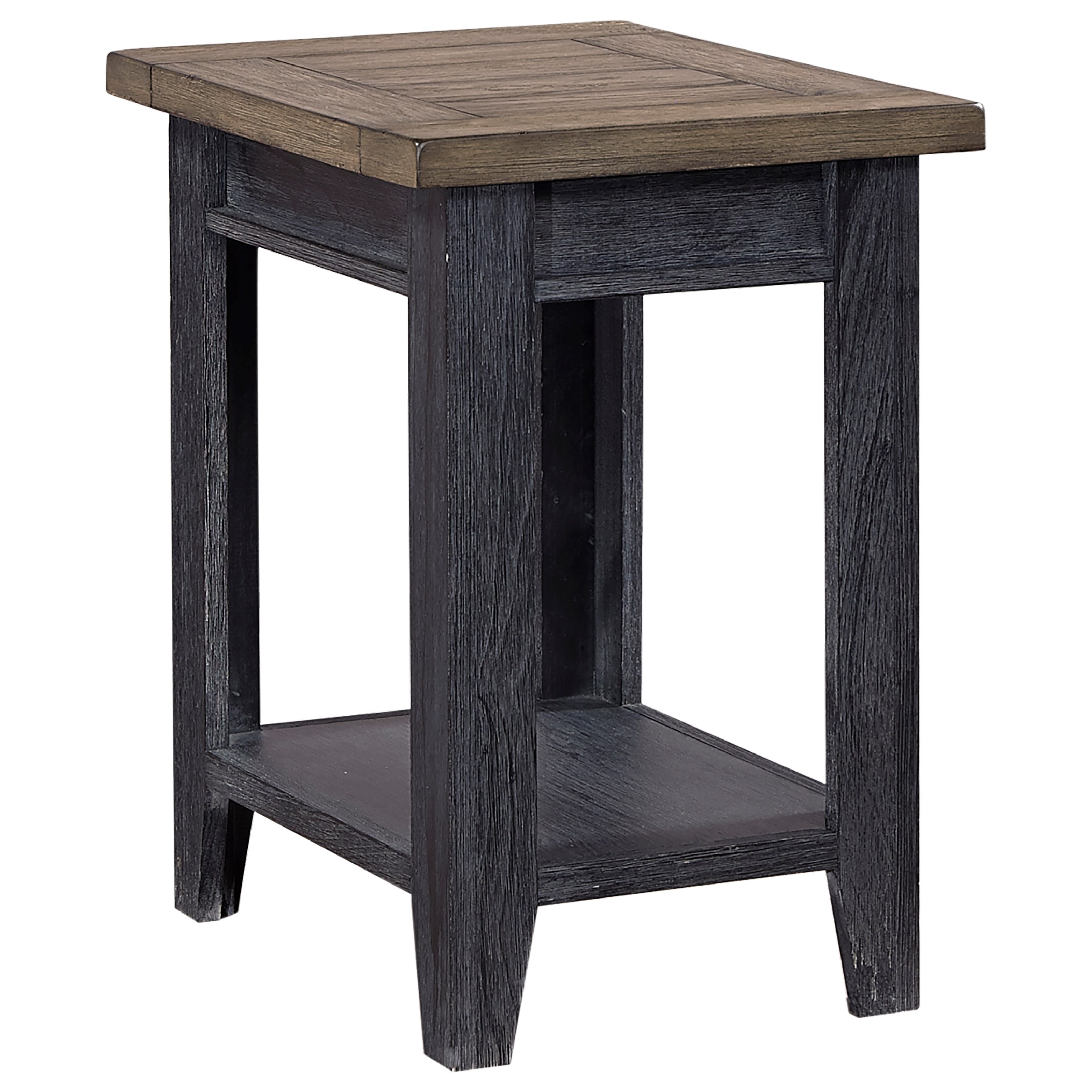 Eastport Chairside Table by Aspenhome at Walker's Furniture