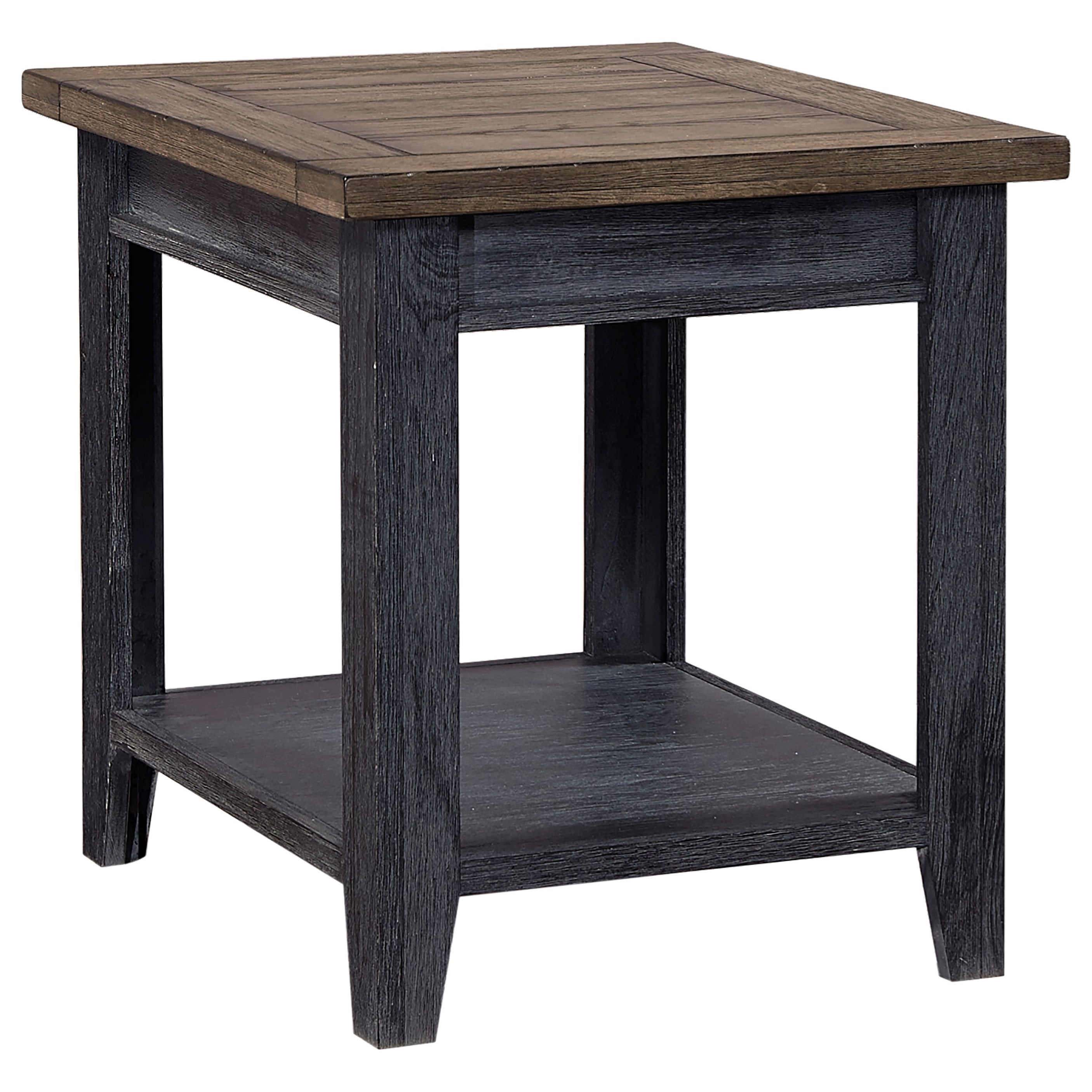 Eastport End Table by Aspenhome at Mueller Furniture