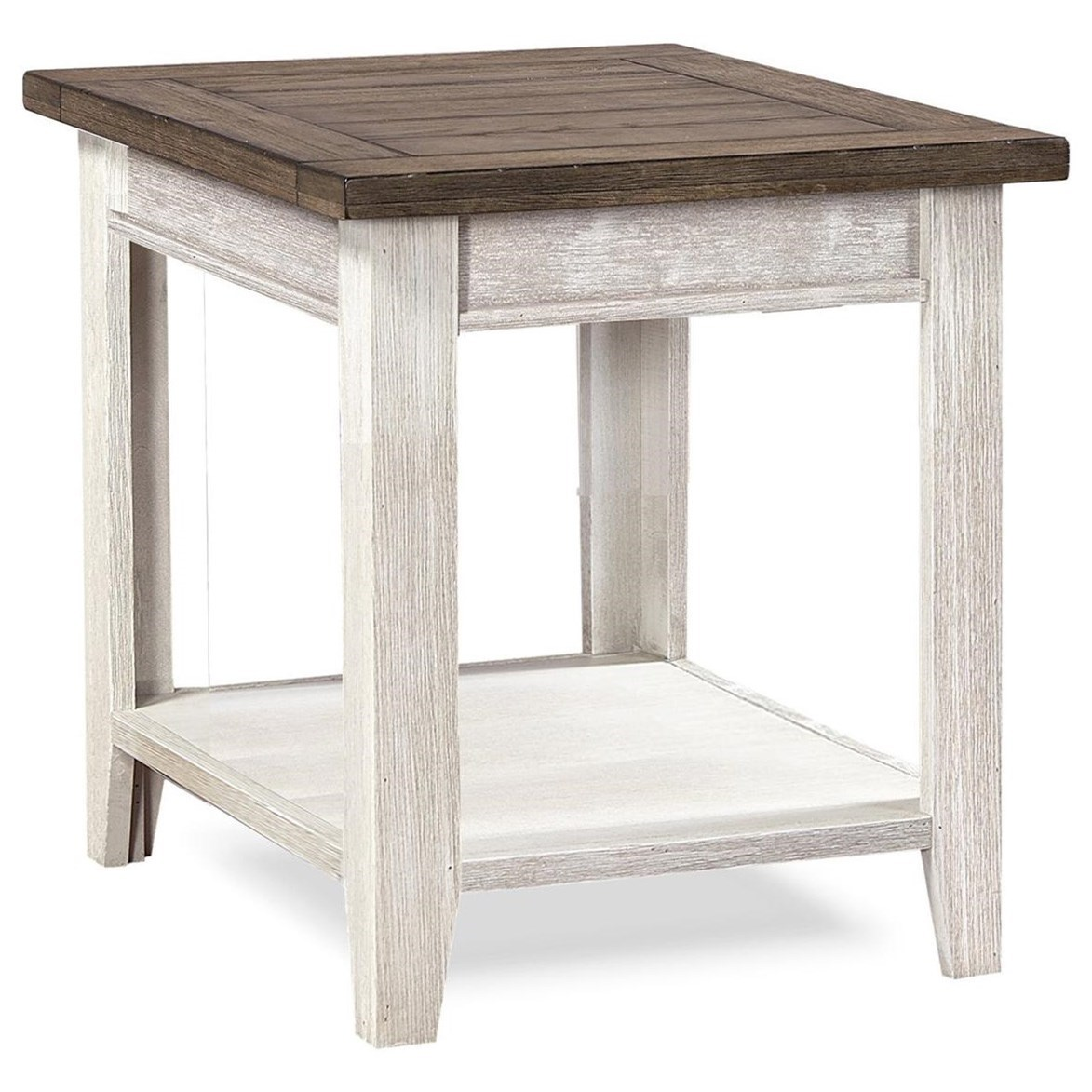 Eastport End Table by Aspenhome at Walker's Furniture