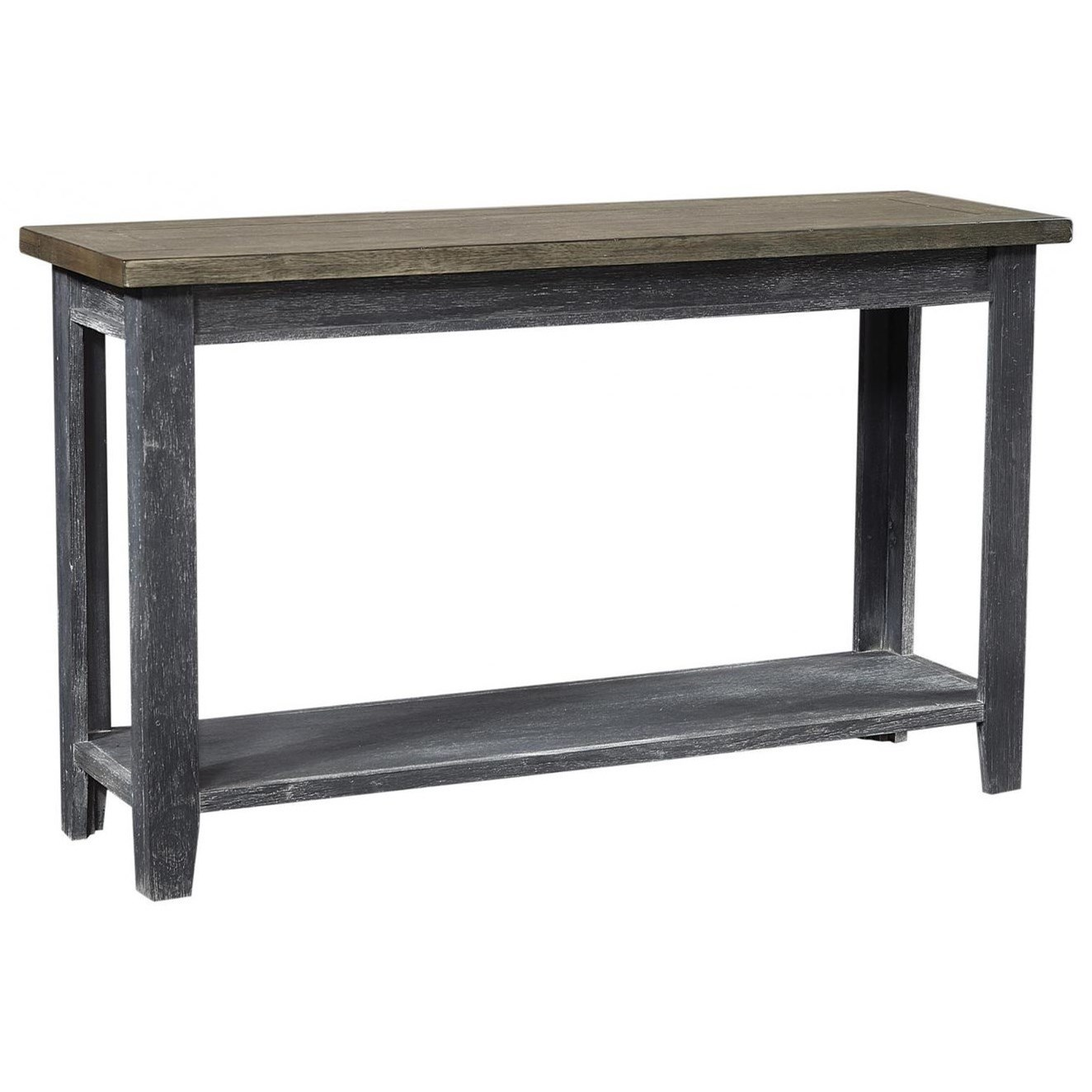 Eastport Sofa Table by Aspenhome at Darvin Furniture