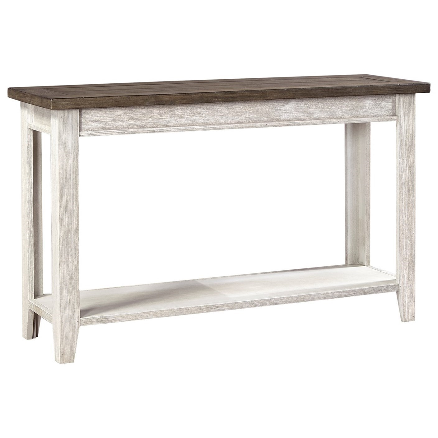 Eastport Sofa Table by Aspenhome at Walker's Furniture