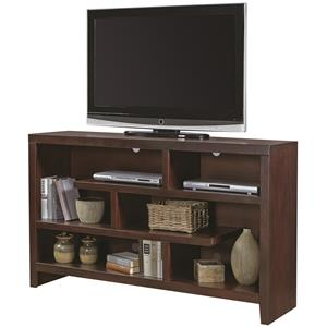 """60"""" Console with Open Shelving"""