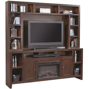 "84"" Fireplace Entertainment Unit"