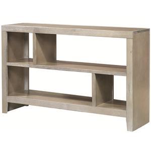 Aspenhome Essentials Wirebrush Sofa Table
