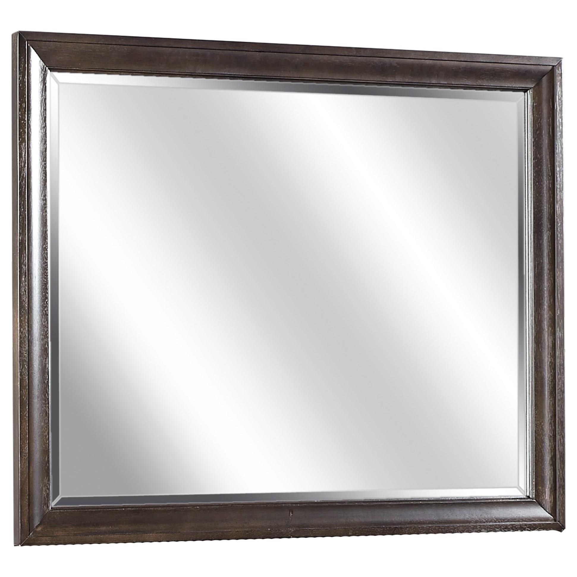 Front Street Landscape Mirror  by Aspenhome at Stoney Creek Furniture
