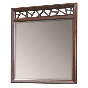 Aspenhome Genesis Dresser Mirror