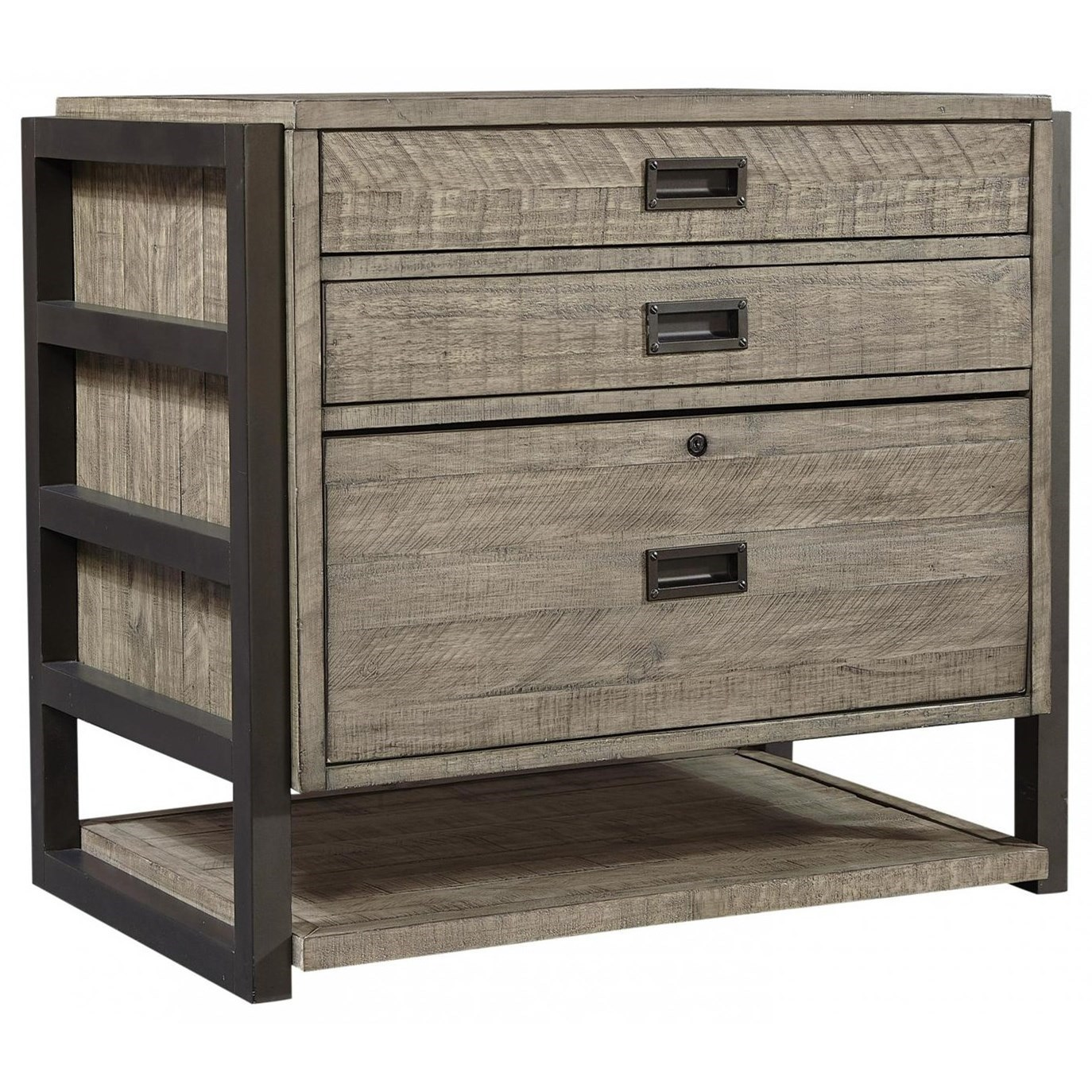 Grayson File Cabinet by Aspenhome at Walker's Furniture