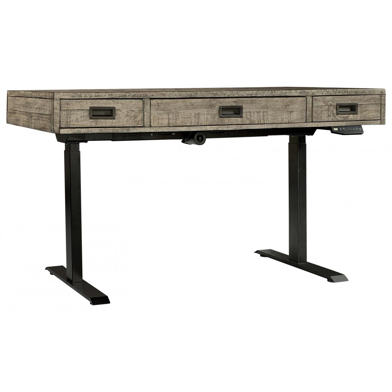 Grayson Lift Desk Top by Aspenhome at Walker's Furniture