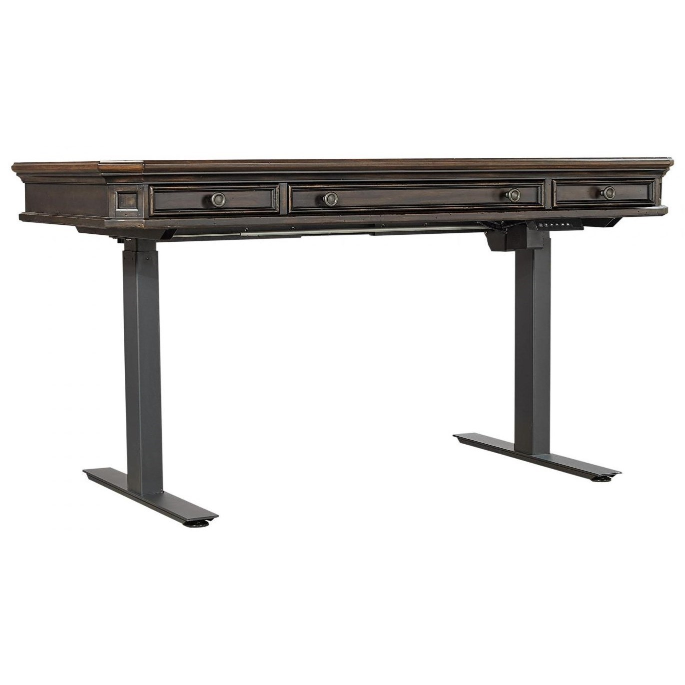 Hampton Lift Top Desk by Hills of Aspen at Ruby Gordon Home