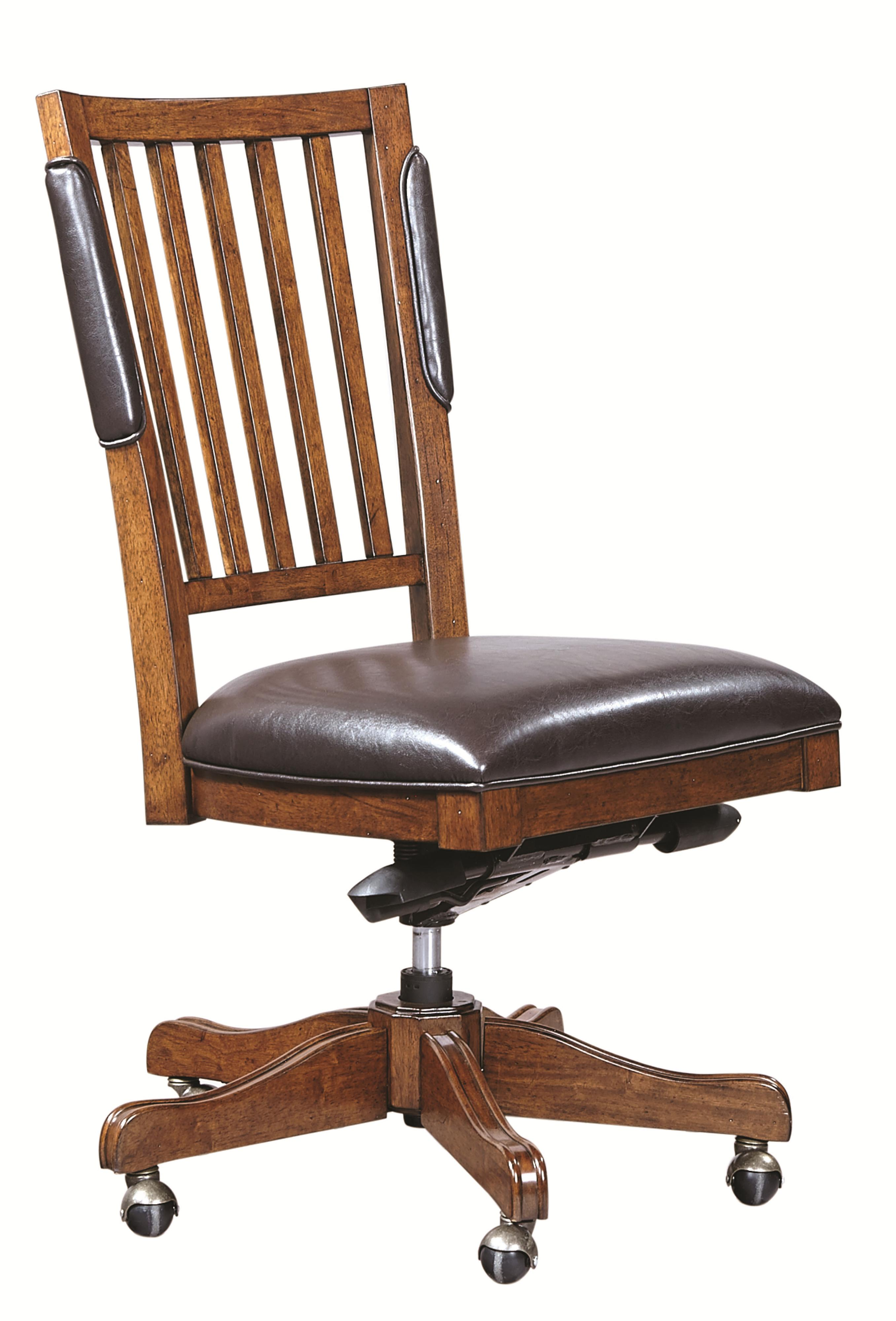 Hawthorne Office Chair by Aspenhome at Baer's Furniture