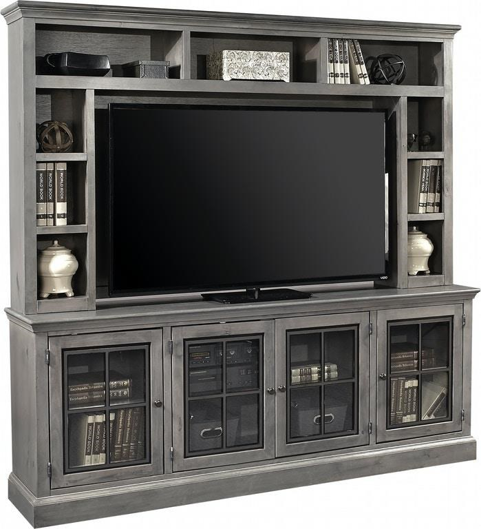 """Hillsted Hillstead 84"""" Entertainment Center by Aspenhome at Morris Home"""