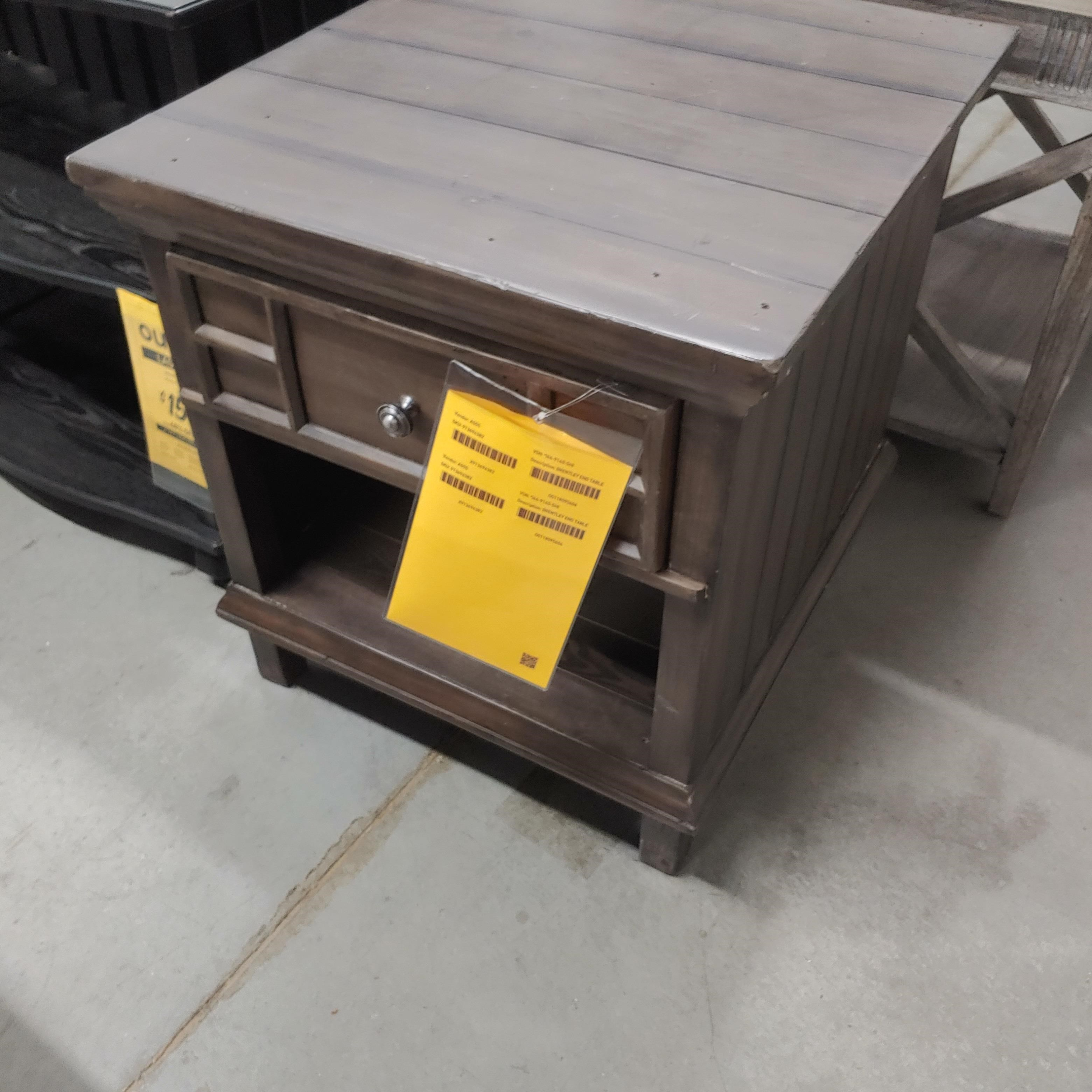 Last One End Table Last One End Table! by Aspenhome at Morris Home