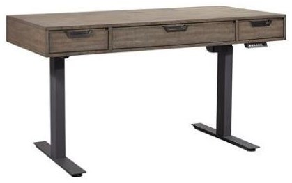 "Lift Desk 60"" Lift Desk by Aspenhome at Stoney Creek Furniture"