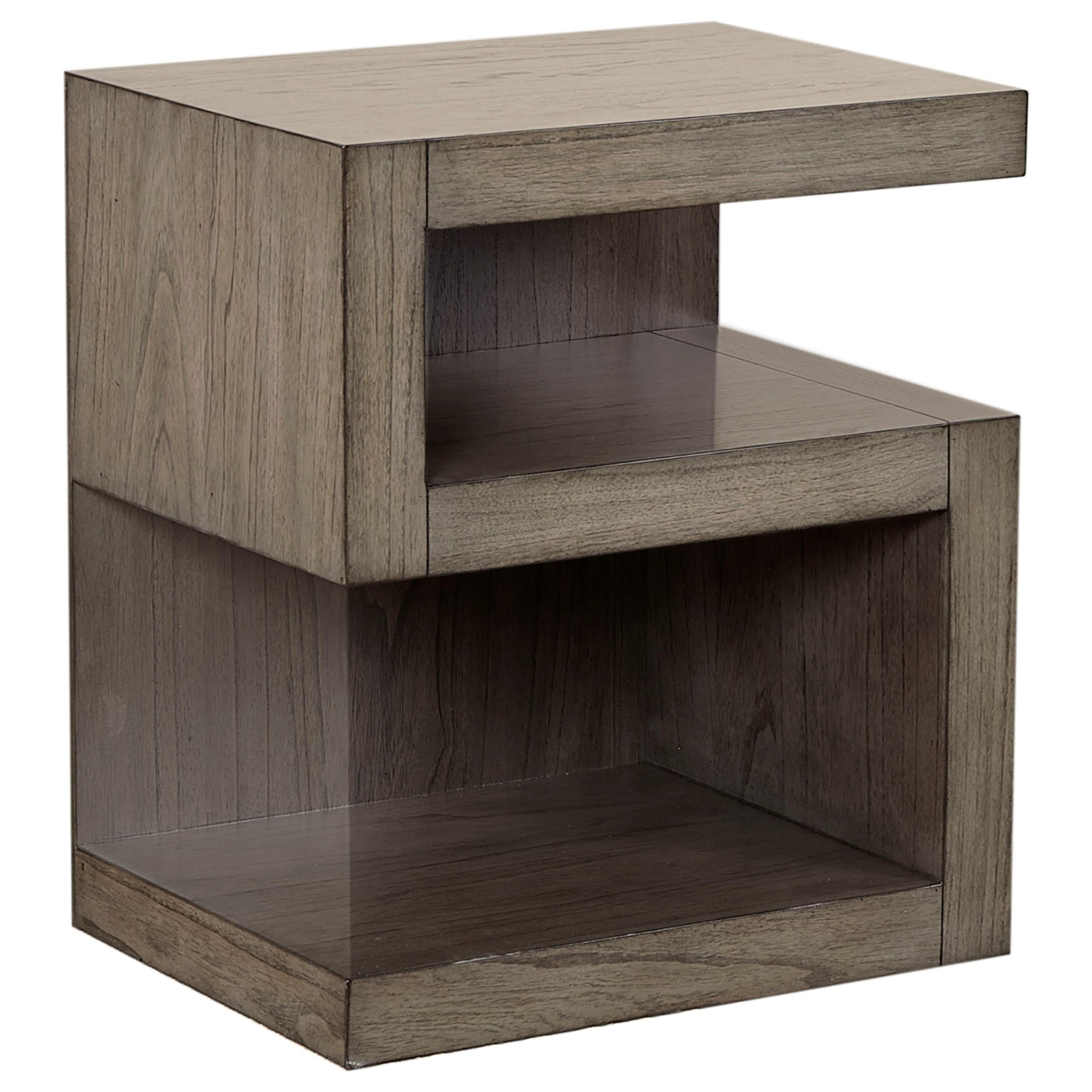 Modern Loft S Nightstand by Aspenhome at Darvin Furniture