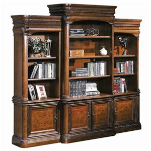 Aspenhome Napa  Bookcase Combination