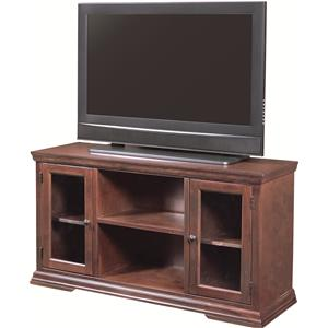 "Aspenhome New Traditions Home Entertainment 51""  Console"