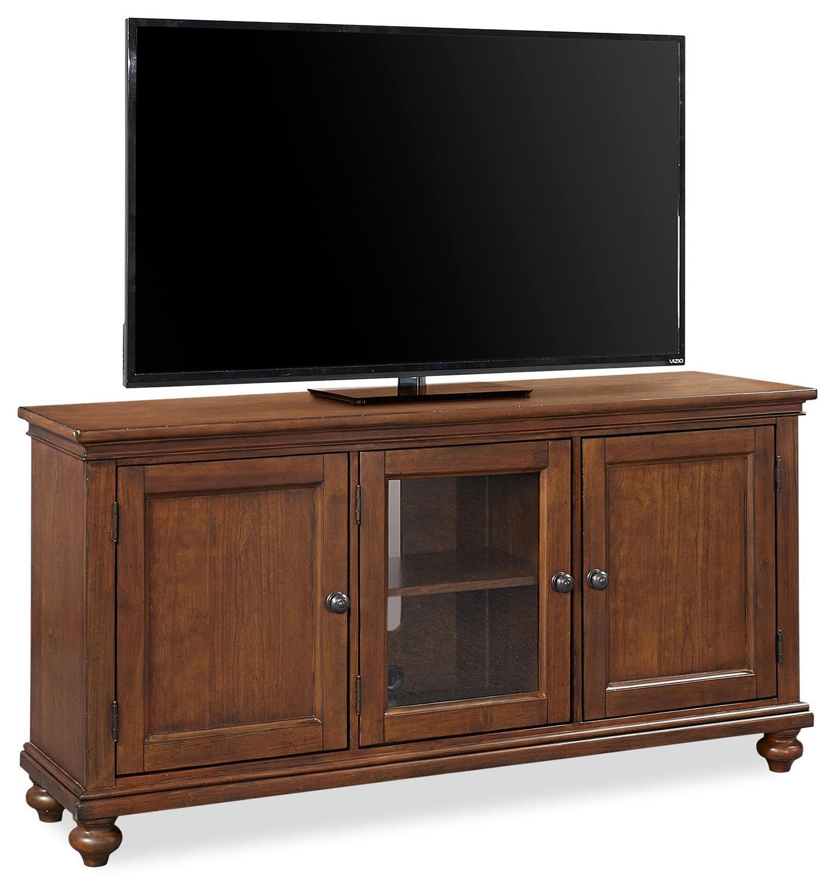 Oxford TV Stand by Aspenhome at HomeWorld Furniture