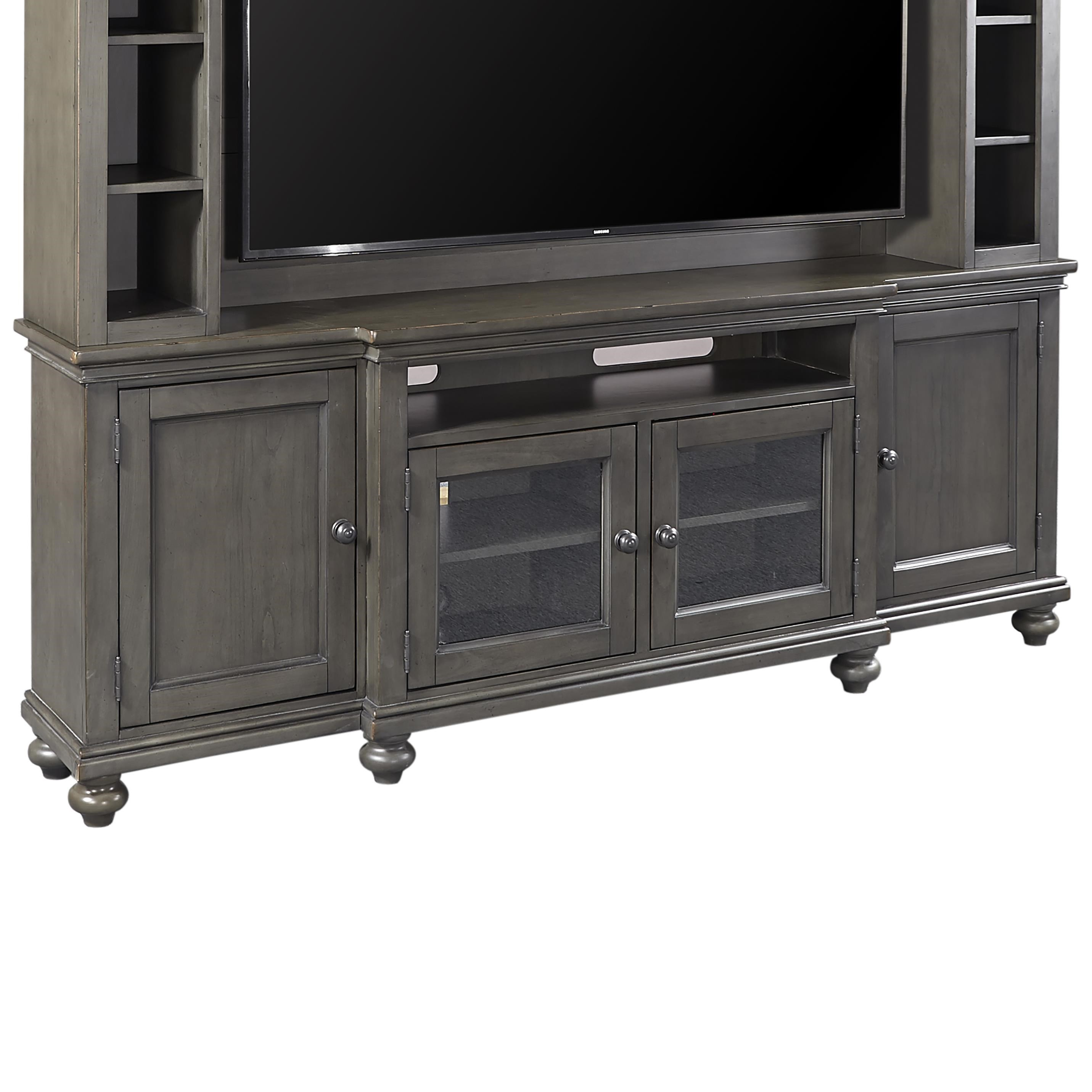 """Oxford 86"""" Console  by Aspenhome at Baer's Furniture"""