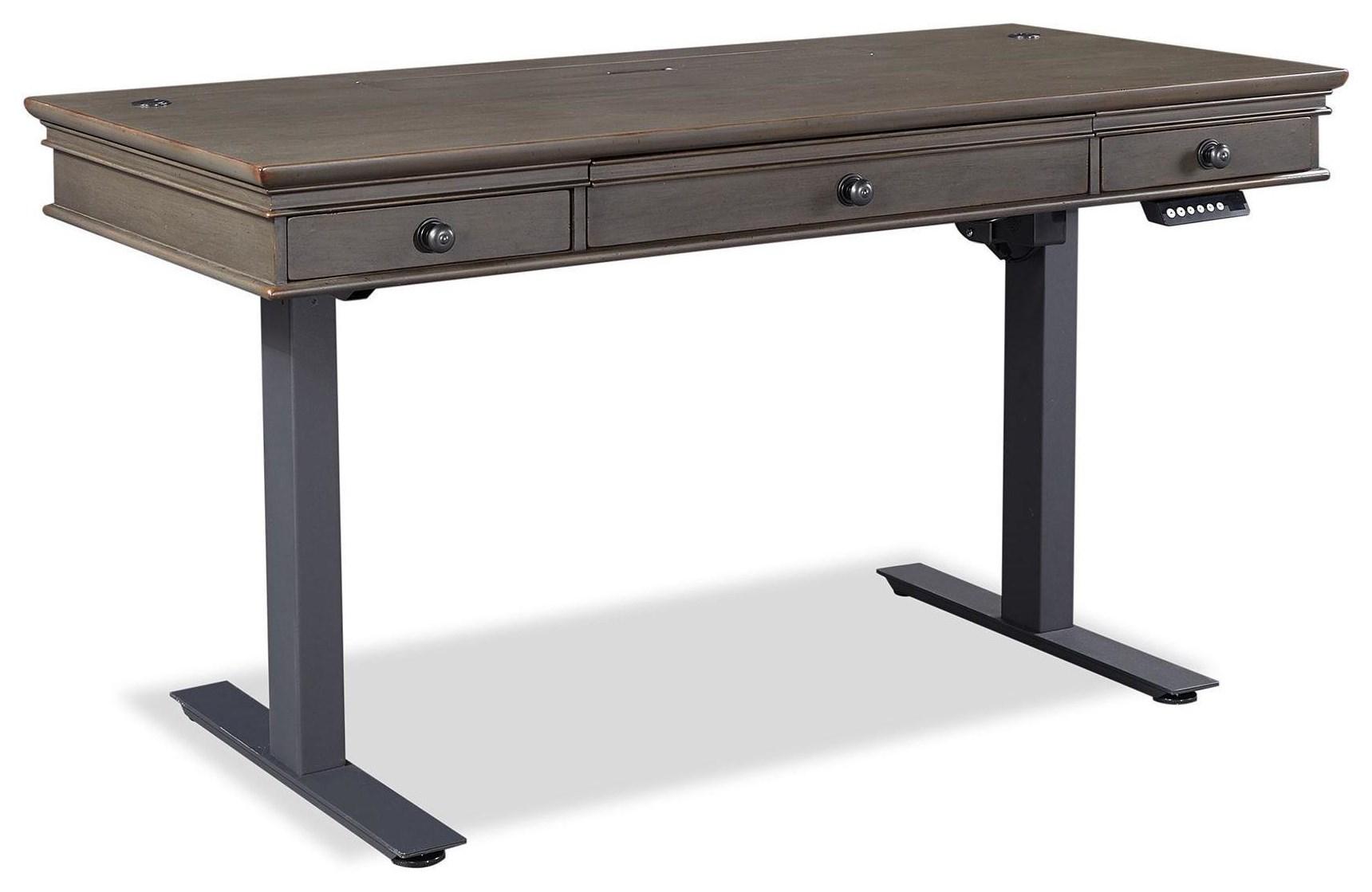 Oxford Adjustable Lift Desk by Birch Home at Sprintz Furniture