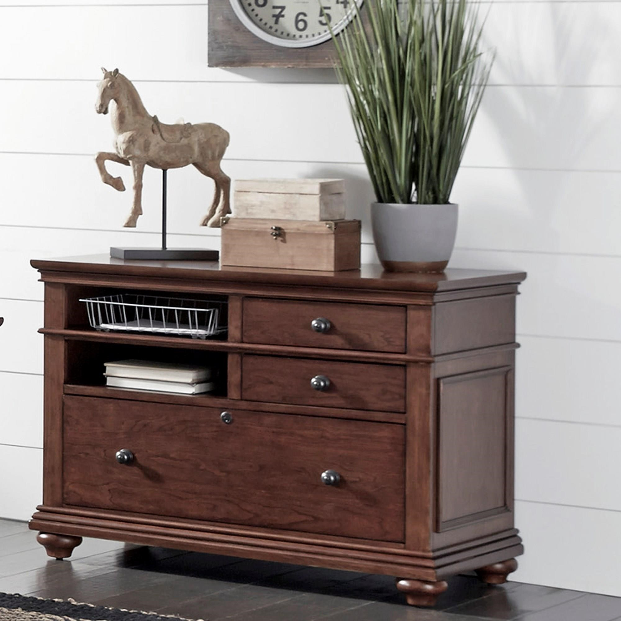 Oxford Combo File  by Aspenhome at Baer's Furniture