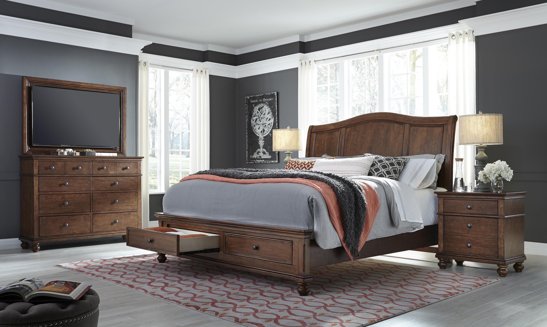 Four Piece Queen Bedroom