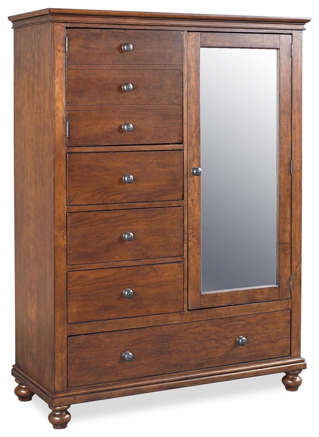Oxford Chiffarobe by Aspenhome at HomeWorld Furniture