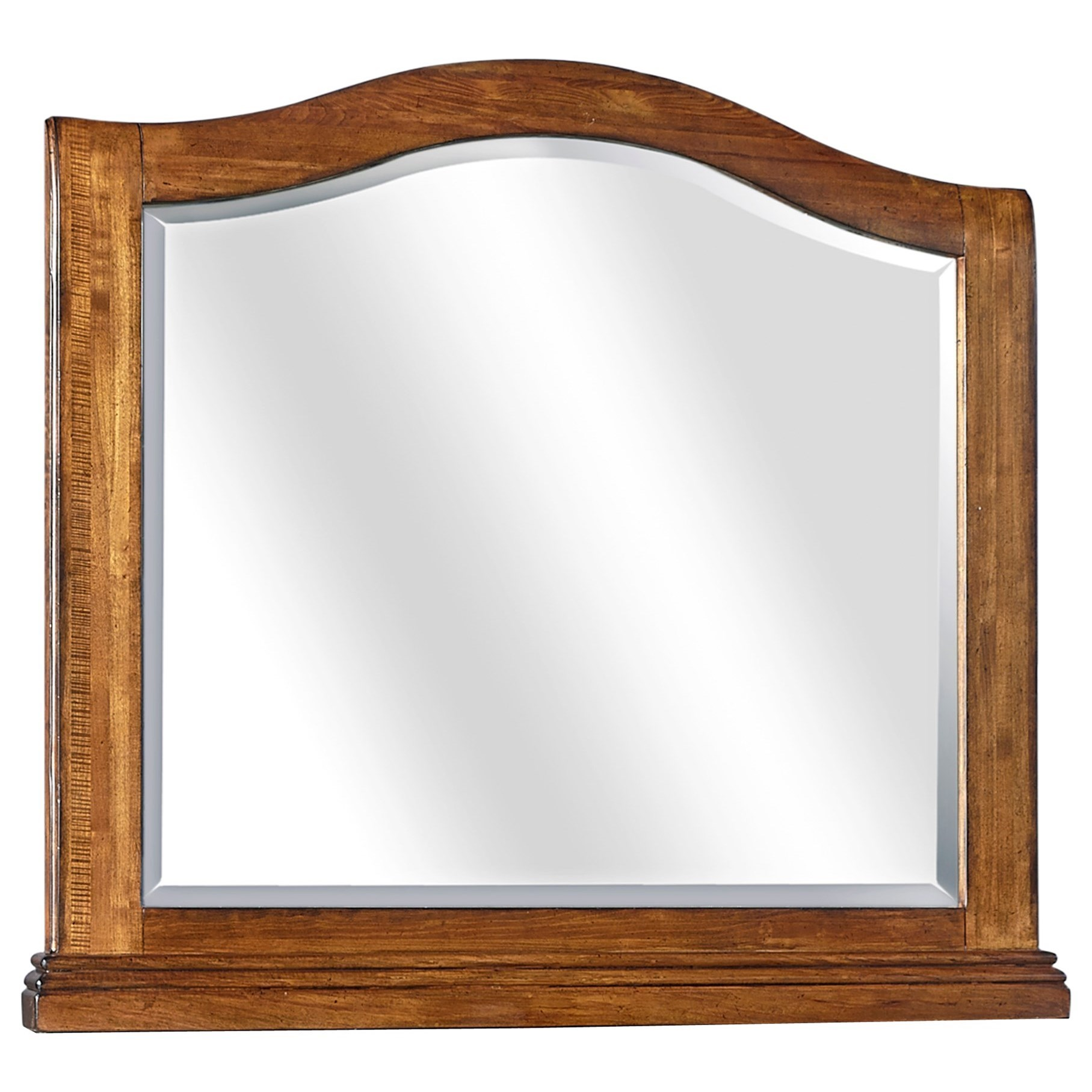 Oxford Mirror  by Aspenhome at Walker's Furniture