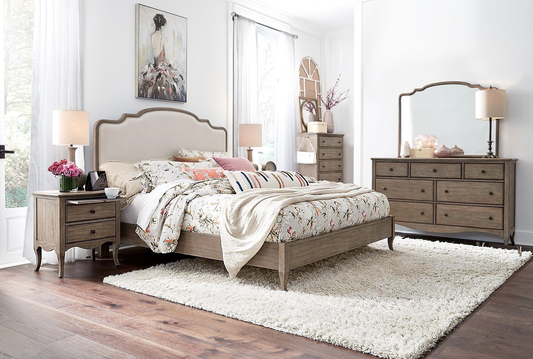 Queen Bedroom Group at Sadler's Home Furnishings