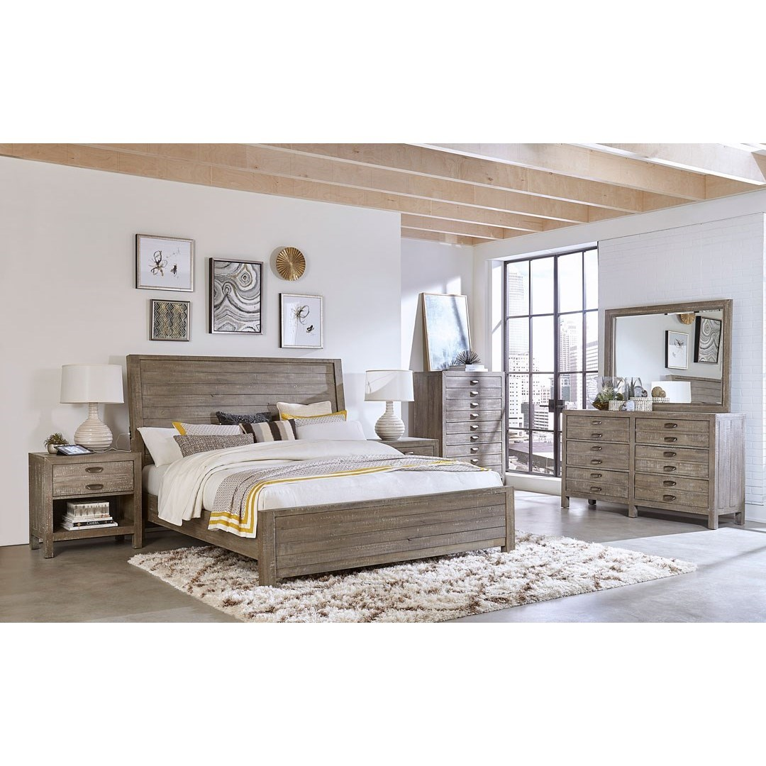 Radiata California King Bedroom Group by Aspenhome at Walker's Furniture