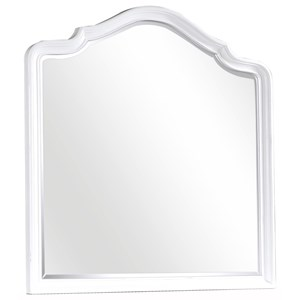 Poster Mirror with Beveled Glass