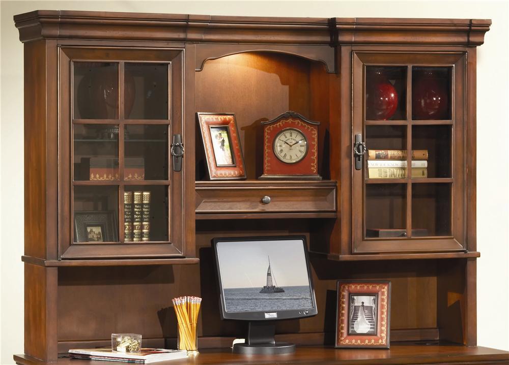 "Richmond 66"" Credenza Hutch by Aspenhome at Stoney Creek Furniture"