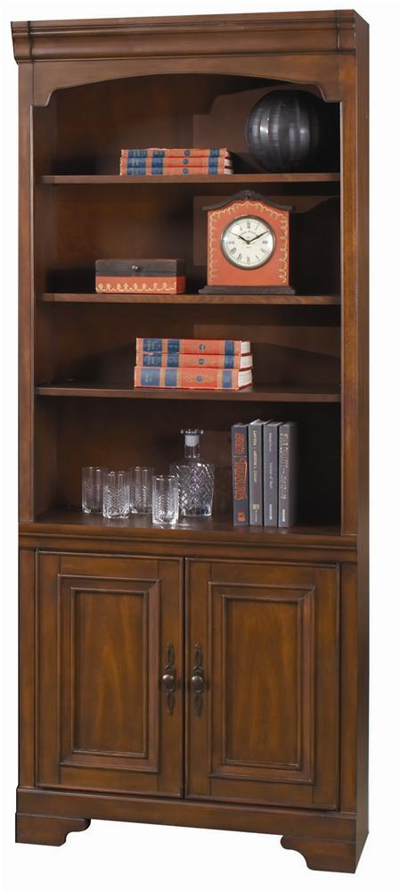 Richmond Door Bookcase by Aspenhome at Walker's Furniture