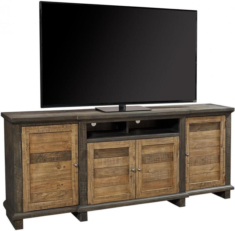 Stoneham Stoneham 86 Inch Console by Aspenhome at Morris Home