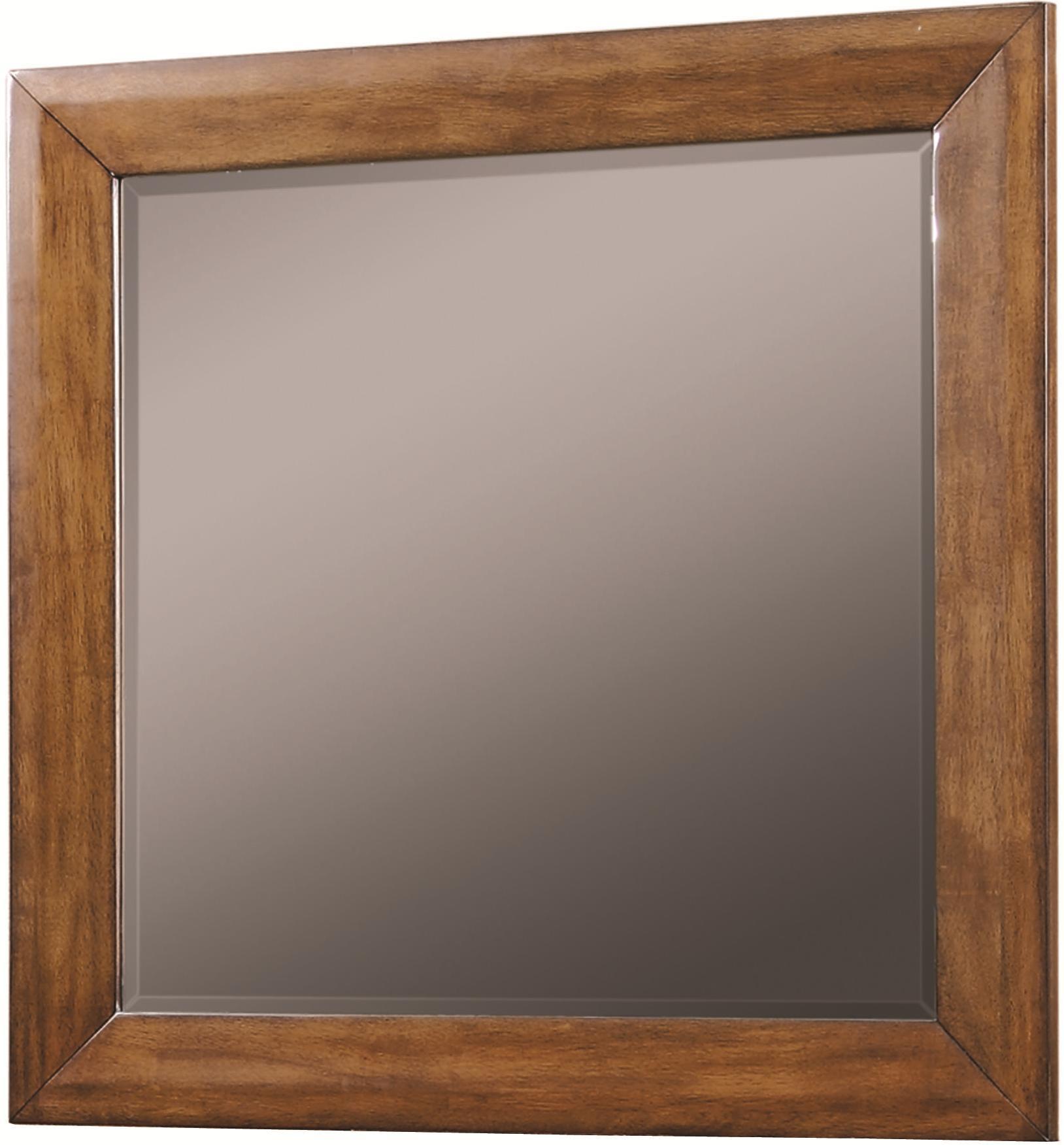 Tamarind Landscape Mirror by Aspenhome at Stoney Creek Furniture