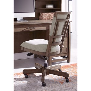 Casual Upholstered Office Chair