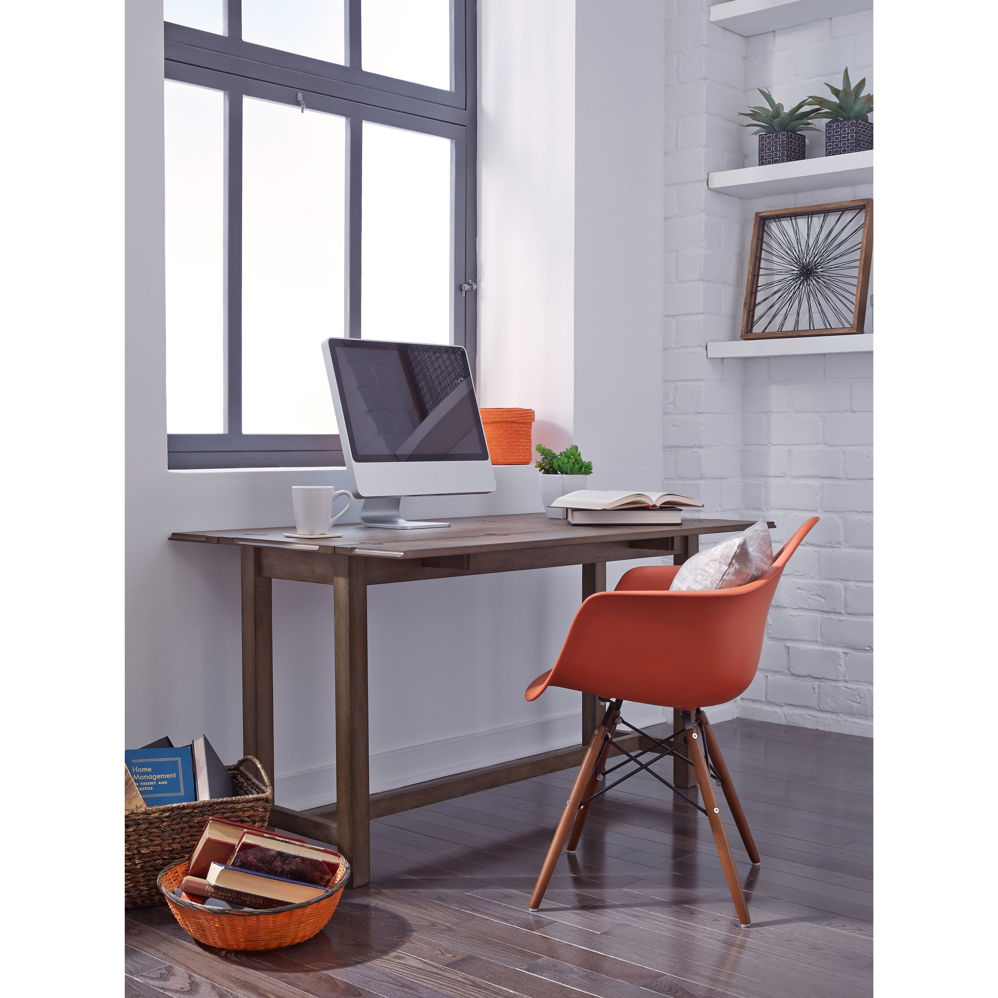 Terrace Point Drop Leaf Sofa Table by Aspenhome at Walker's Furniture