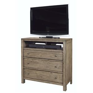 Liv360 Entertainment Chest with 3 Drawers