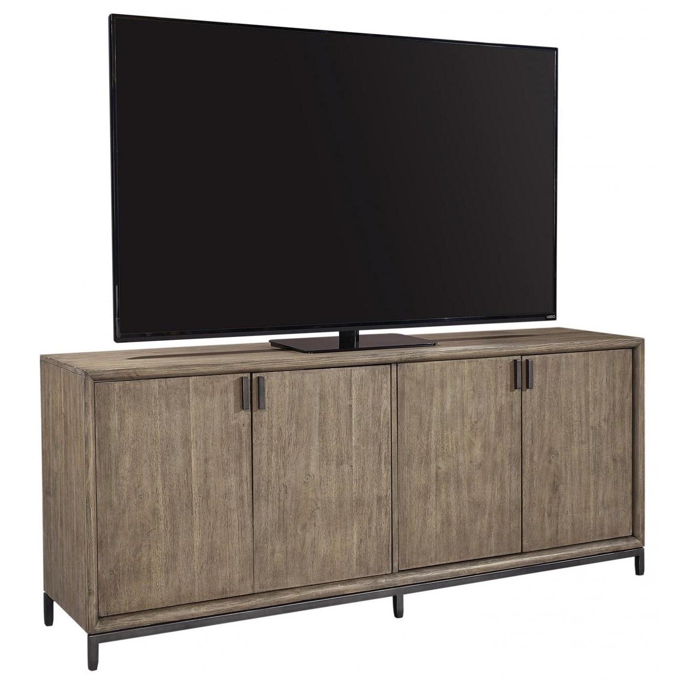Trellis TV Cabinet by Aspenhome at Baer's Furniture