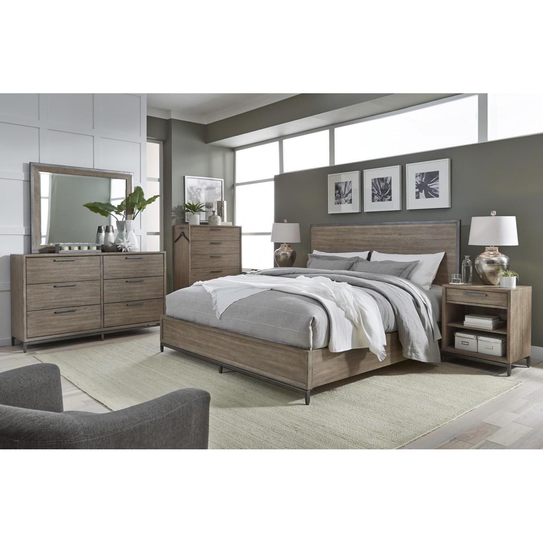 Trellis King Bedroom Group by Aspenhome at Baer's Furniture
