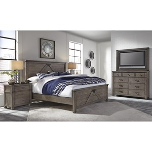 Cal King Bedroom Group